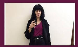 Ζενεβιέβ Μαζαρί: Δείτε την να ποζάρει ως μοντέλο πριν από 14 χρόνια και θα τρίβετε τα μάτια σας