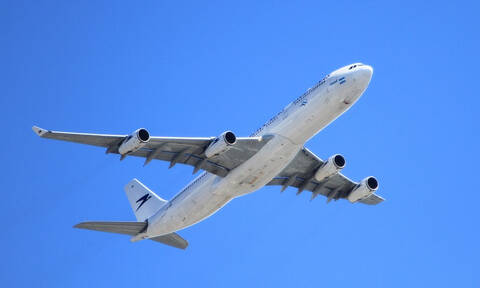 Συναγερμός για προσγείωση αεροπλάνου στο Ηράκλειο Κρήτης