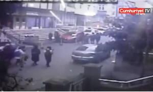 Βίντεο – Σοκ από την κατάρρευση της πολυκατοικίας στην Κωνσταντινούπολη - Έπεσε σαν χάρτινος πύργος