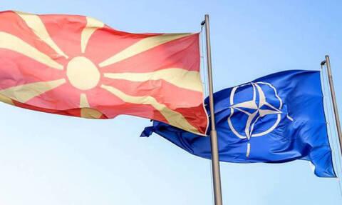 Είναι γεγονός! Τα Σκόπια προσχώρησαν στο ΝΑΤΟ και ο εμφύλιος για τη Συμφωνία των Πρεσπών συνεχίζεται
