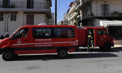 Θεσσαλονίκη: Φωτιά σε κατάστημα στη Μενεμένη