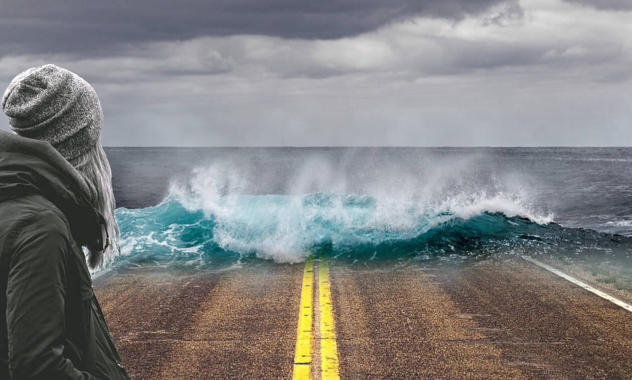 «Είναι ήδη αργά»: Έρχεται «βιβλική καταστροφή» και μαζί η στιγμή που θα το μετανιώσουμε πικρά (Pics)