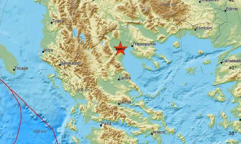 Σεισμός στο Αιγίνιο Πιερίας (pics)