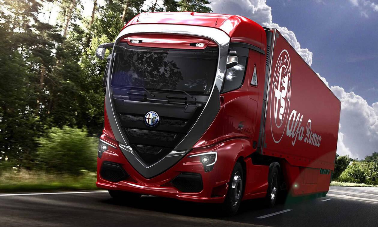Η Alfa Romeo θα κατασκευάζει και φορτηγά;