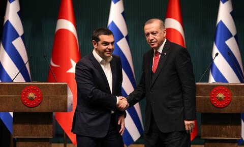 Εμπιστευτικό! Ο Τσίπρας αποθέωσε τον Ερντογάν: «Είναι έντιμος – Μαζί του ξέρεις που βρίσκεσαι»