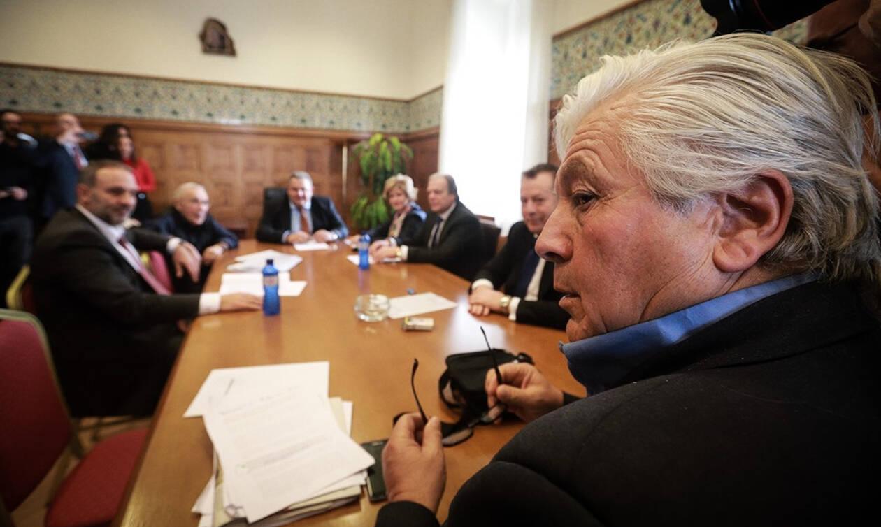 Τελεσίγραφο Καμμένου σε Παπαχριστόπουλο: Σε διαγράφω αν δεν παραδώσεις την έδρα μέχρι αύριο