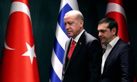 Εμπιστεύεστε την κυβέρνηση ΣΥΡΙΖΑ να διαχειριστεί τα ελληνοτουρκικά;