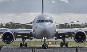 Αναγκαστική προσγείωση αεροσκάφους με 169 επιβάτες λόγω απειλής για βόμβα