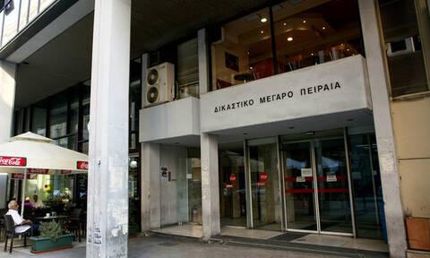 Ύποπτοι φάκελοι στα δικαστήρια Πειραιά