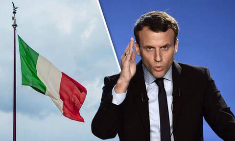 Ραγδαίες εξελίξεις: Ξέσπασε διπλωματικός «πόλεμος» Γαλλίας – Ιταλίας - Ανακαλείται ο Γάλλος πρέσβης