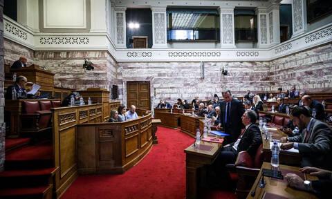 Πέρασε κατά πλειοψηφία το σχέδιο νόμου για την ένταξη των Σκοπίων στο ΝΑΤΟ