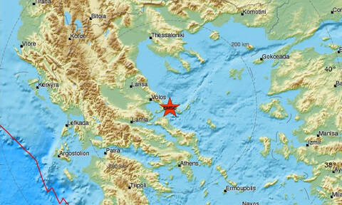 Σεισμός στη Σκίαθο (pics)