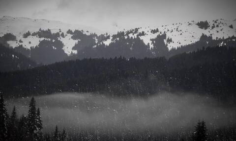 Καιρός τώρα: Με κρύο, βροχές και χιόνια η Παρασκευή - Πού θα σημειωθούν τα φαινόμενα (pics)