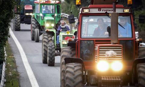 Греческие фермеры блокируют дороги и требуют к себе уважения