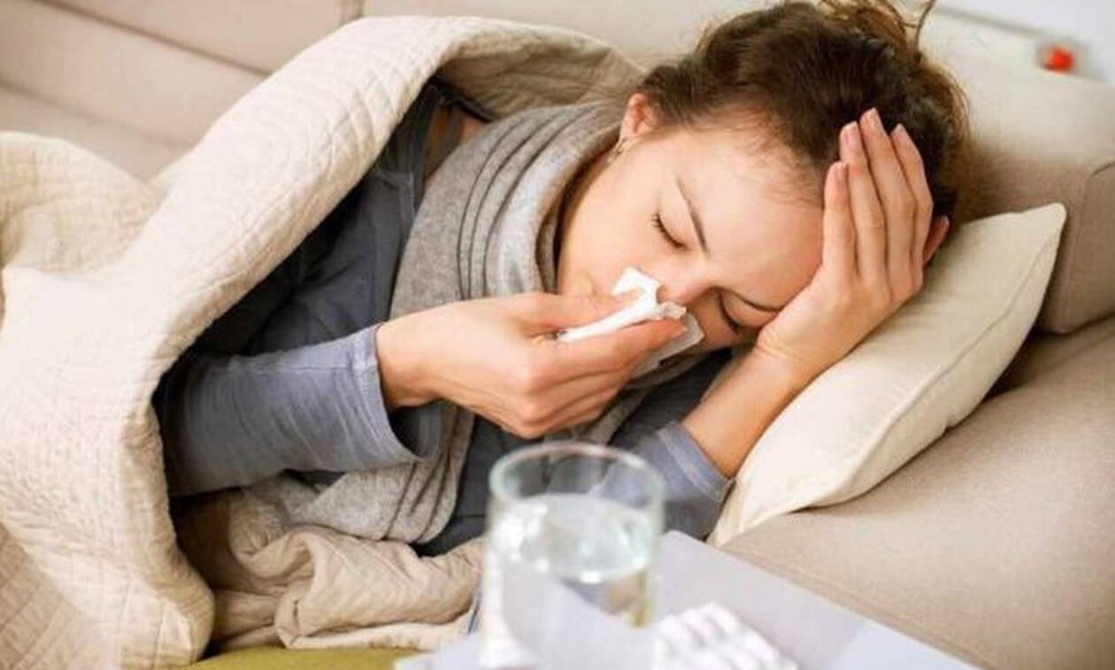 Κρυολόγημα: Πώς θα αντιμετωπίσετε αποτελεσματικά τα πρώτα συμπτώματα