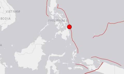 Ισχυρός σεισμός 5,9 Ρίχτερ ταρακούνησε τις Φιλιππίνες