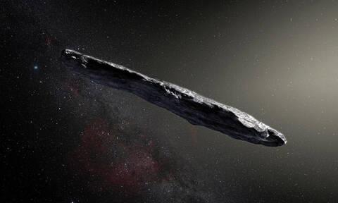 Νέα στοιχεία δείχνουν ότι ο Oumuamua είναι εξωγήινο διαστημόπολοιο!