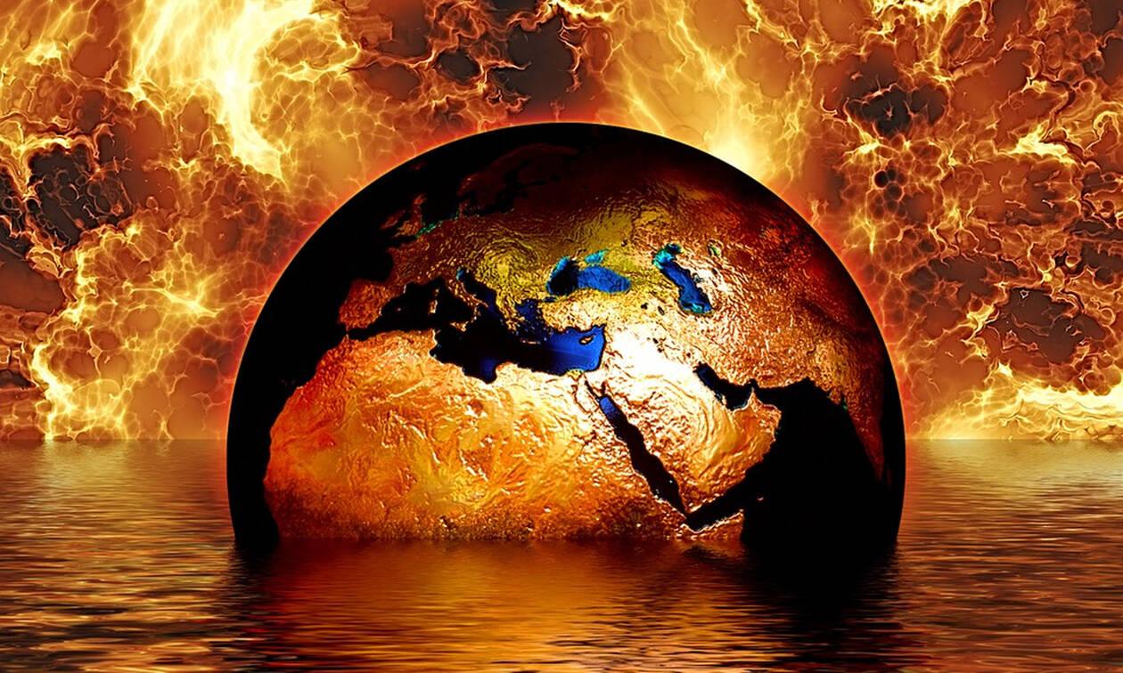 Εφιάλτης: «Βιβλική καταστροφή» θα χτυπήσει τον πλανήτη και η Ελλάδα δεν προλαβαίνει να προστατευθεί