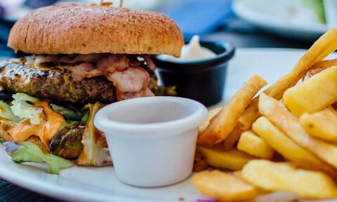 Fast food από τα χεράκια σου: Φτιάξε μόνη σου το καλύτερο γρήγορο φαγητό!