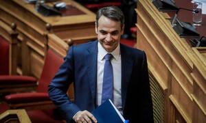 Μητσοτάκης στη Βουλή: Δεν θα πω ποτέ «καλωσορίζω τον Μακεδόνα πρωθυπουργό στη χώρα»
