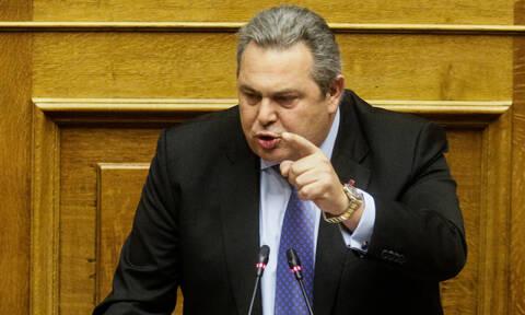 Βουλή: H στιγμή που ο Καμμένος προσπάθησε να την… πει στον Τσίπρα και το μετάνιωσε πικρά (vid)