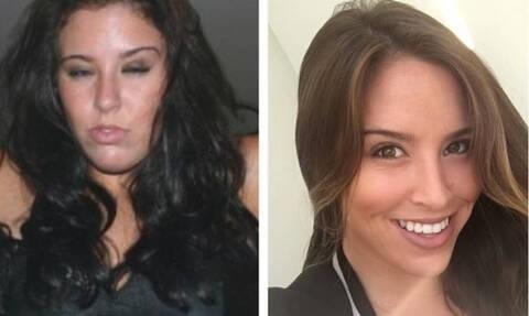 Απίστευτες φωτογραφίες! Αυτοί οι άνθρωποι «έκοψαν» το αλκοόλ και δεν τους «γνώρισε ούτε η μάνα τους»