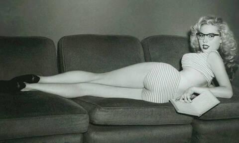 Μπέτι Μπρόσμερ: Το εκθαμβωτικό pin up girl με την «ανέφικτη» μέση - κλέψυδρα (Pics)