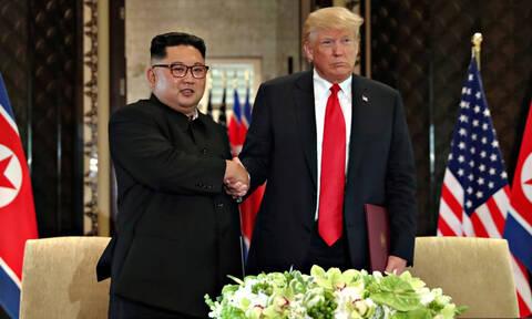 Τραμπ: Στο Ανόι του Βιετνάμ η δεύτερη σύνοδος κορυφής με τον Κιμ Γιονγκ Ουν