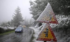 Καιρός: Βροχές, χιόνια και χαμηλές θερμοκρασίες - Ψυχρή εισβολή με χιονοπτώσεις ακόμα και στην Αθήνα