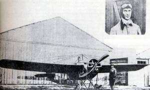 Ο πρώτος Έλληνας αεροπόρος που πέταξε με τον Βενιζέλο και θυσιάστηκε στο μακεδονικό μέτωπο