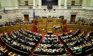 Greek parliament ratifies neighbour's NATO accession protocol