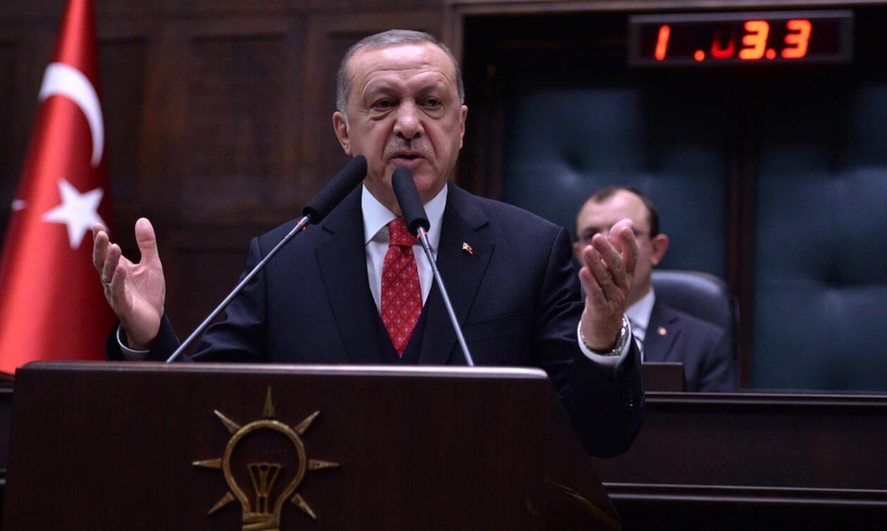 Επικίνδυνα «παιχνίδια» Ερντογάν: «Αυξάνουμε την πολεμική μας δύναμη στο Αιγαίο» (pics)