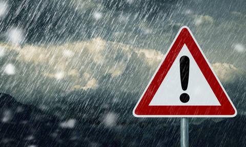 Καιρός: Έρχεται πολικό ψύχος διαρκείας – Χιόνια ακόμα και στην Αθήνα (pics)