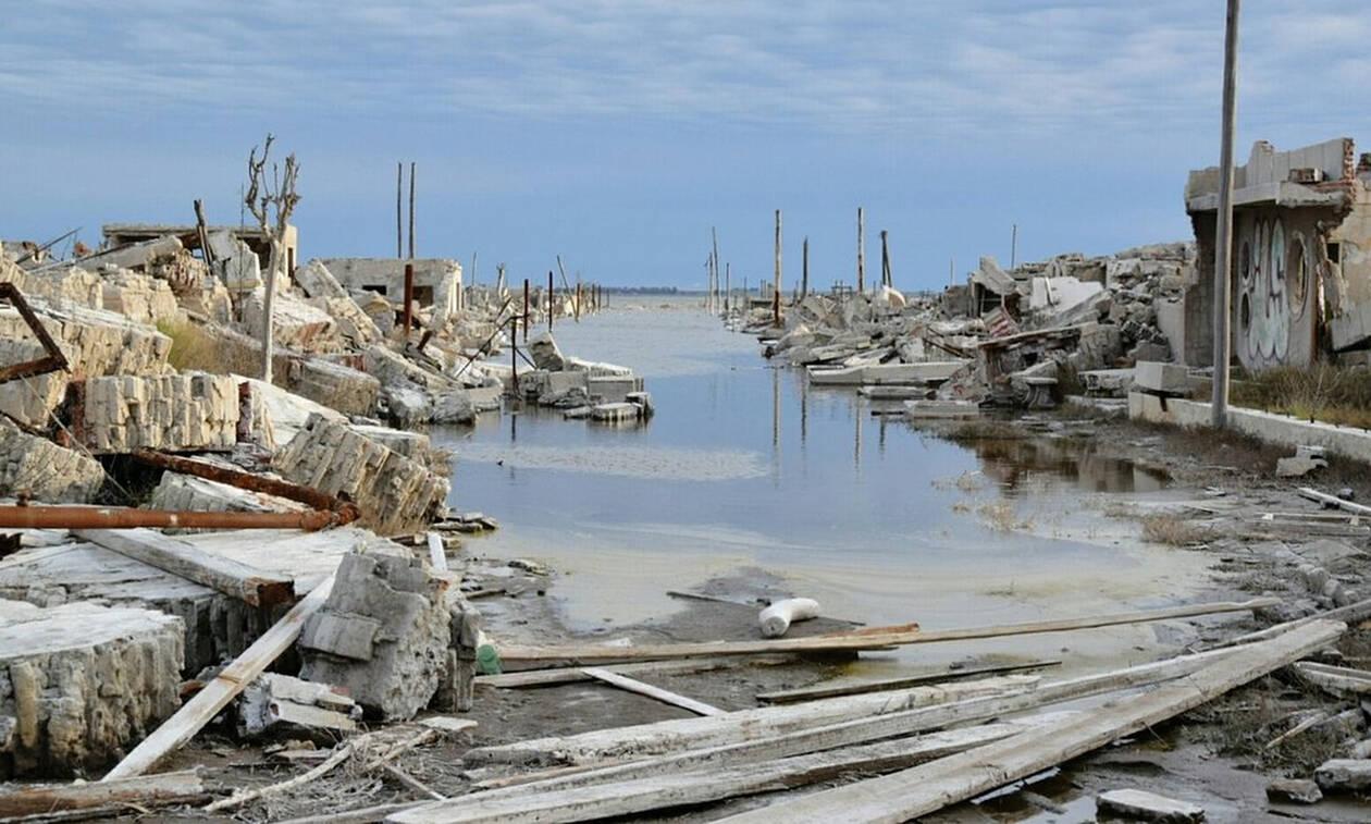 Villa Epequen: Η χαμένη Ατλαντίδα της Αργεντινής (pics)
