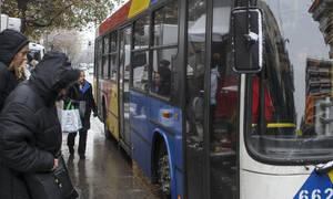 Αυτό είναι το κάθισμα... χαμάμ σε λεωφορείο του ΟΑΣΘ (video)