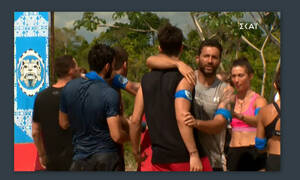 Survivor: Ένταση ανάμεσα στις δυο ομάδες- Παραλίγο να πιαστούν στα χέρια