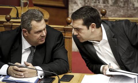 Εκλογές: Γιατί ο Τσίπρας χρειαζόταν έναν εχθρό σαν τον Καμμένο;