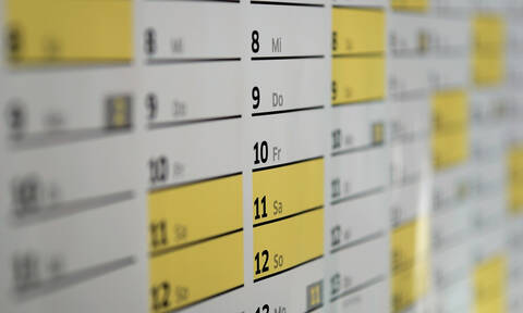 Αργίες 2019: Πότε «πέφτει» η Καθαρά Δευτέρα και το Πάσχα