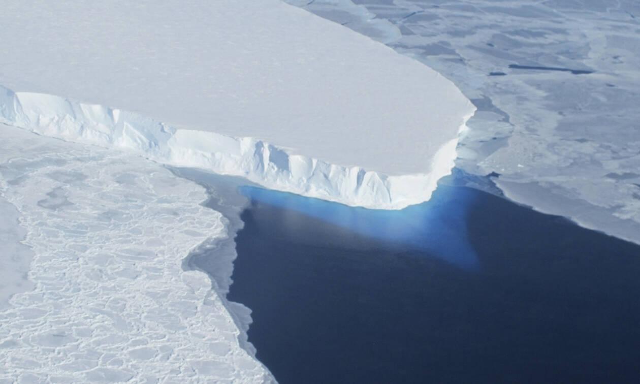 Έρχεται το τέλος του κόσμου – Τι ανακάλυψαν στην Ανταρκτική οι επιστήμονες και σοκαρίστηκαν(pic+vid)