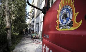 Συναγερμός στις Σέρρες: Φωτιά σε πενταώροφη πολυκατοικία – Στο νοσοκομείο παιδί 2,5 ετών