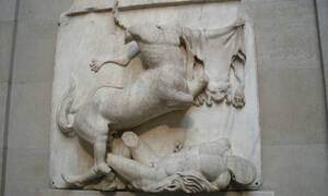 Parthenon marbles need Attica's sun, says chair of British Committee for reunification of Parthenon