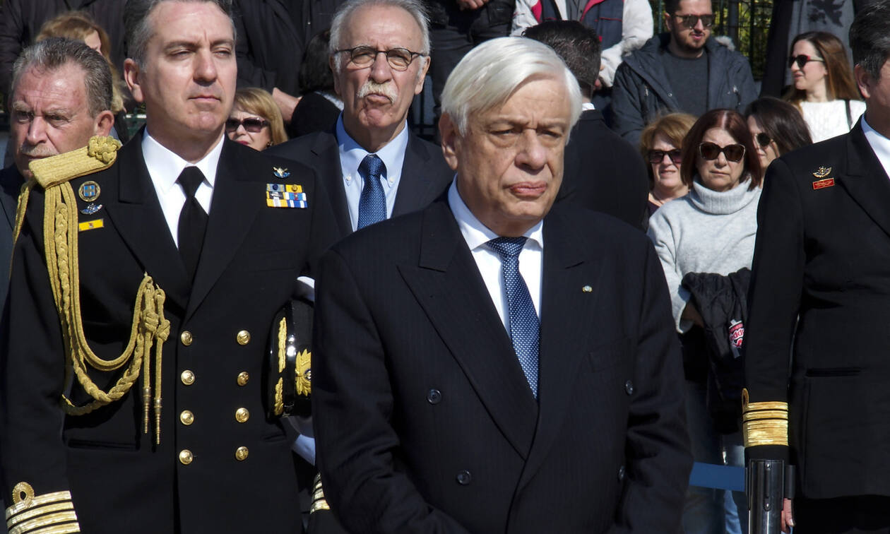 Pavlopoulos: We have an obligation to resist the populist formations arising in EU countries