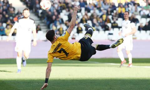 ΑΕΚ-ΟΦΗ 1-0: Κρατάει νίκη και... Αλμπάνη πριν τον Ολυμπιακό!