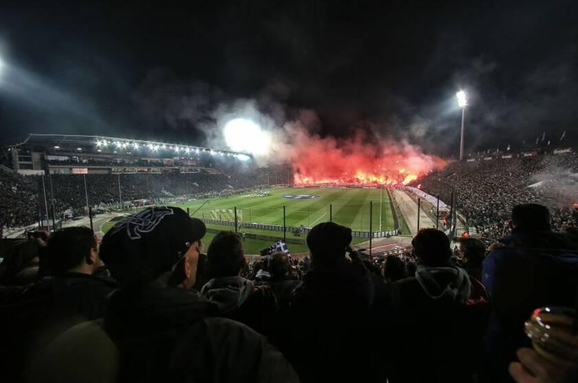 ΠΑΟΚ - Ολυμπιακός 3-1