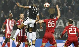 Super League: H βαθμολογία μετά τη νίκη του ΠΑΟΚ στο ντέρμπι