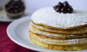 Η συνταγή της ημέρας: Pancakes