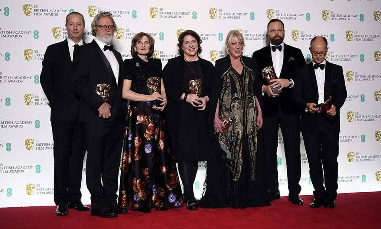 BAFTA 2019: Έχασε τη «Σκηνοθεσία» αλλά πήρε επτά βραβεία η «Ευνοούμενη» του Λάνθιμου