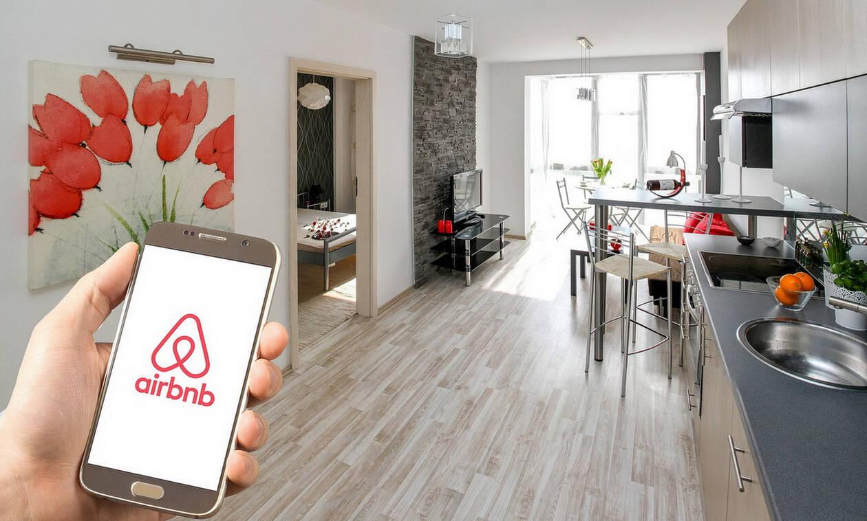 Airbnb: Μέχρι 28 Φεβρουαρίου τα στοιχεία για μισθώσεις στο ηλεκτρονικό μητρώο της ΑΑΔΕ