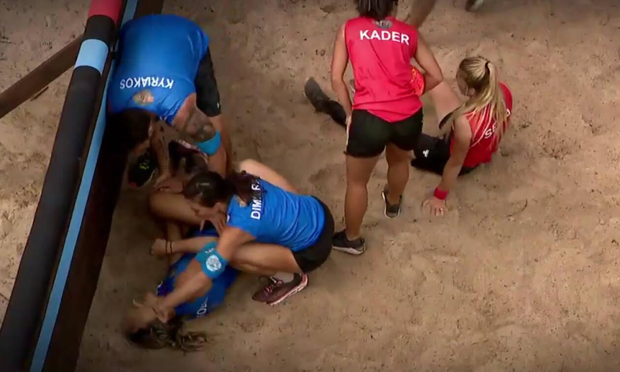 Survivor 2019: Ξύλο με τους Τούρκους και τραυματισμοί στο επεισόδιο της Δευτέρας (vid)