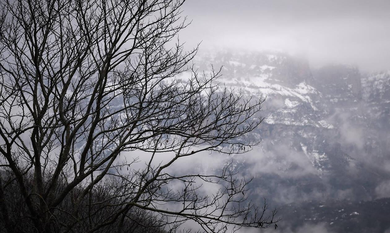 Καιρός τώρα: Ο χειμώνας είναι εδώ - Έρχεται χιονιάς και κατακόρυφη πτώση της θερμοκρασίας (pics)